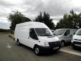2013 FORD TRANSIT 2.2 TDCI [125] LWB JUMBO High Roof Van