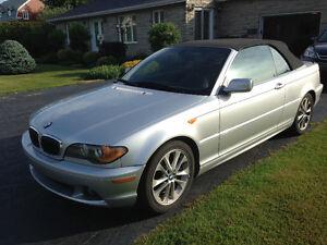 2004 BMW 3-Series Cabriolet