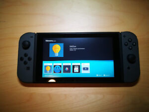 Nintendo Switch Modification/Jailbreak Service