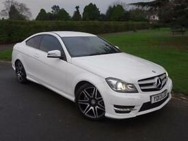 MERCEDES C CLASS C220 CDI BLUEEFFICIENCY AMG SPORT PLUS 2013/13