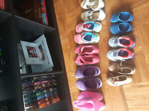 Kids and Baby shoes