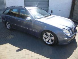 Mercedes-Benz E280 3.0TD CDI 7G-Tronic 2005MY Sport