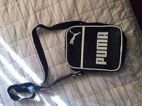 Men's puma side bag