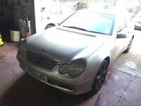 Mercedes-Benz C180 Kompressor 1.8 AUTO 2003