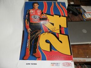 NASCAR  Wall Calendars by DuPont