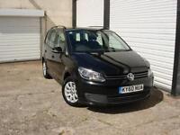 2011 60 Volkswagen Touran 1.6TDI S **Service History **7 Seats**