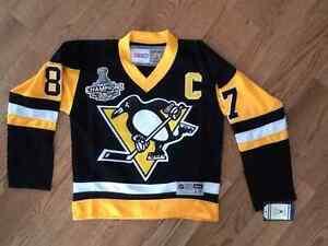 Crosby Hockey Jersey