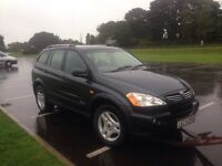 2006 SSANGYONG KYRON S 4WD AUTOMATIC DIESEL