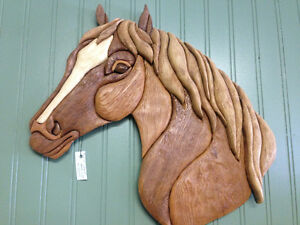 Horse by Woodworker Willie Kingston Kingston Area image 4