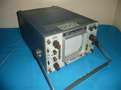 Leader Lbo-5o8a Lb0-508a Dual Trace Oscilloscope 20mhz