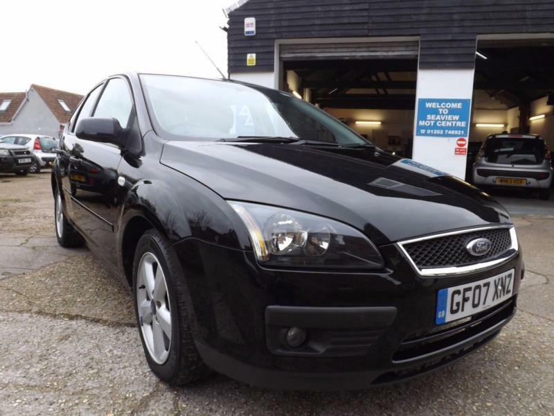 Ford Focus 1.6 115 2007 Zetec Climate 78000 MILES DRIVE AWAY TODAY!