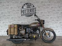 Royal Enfield Pegasus *AVAILABLE NOW - CANCELLED ORDER!*