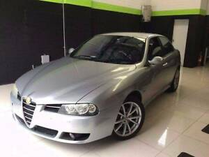 2005 Alfa Romeo 156 Sedan Beaumont Hills The Hills District Preview