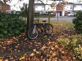 Built from ground up mountain bike/ dirt jump bike