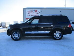 2009 Lincoln Navigator Ultimate Lthr Roof 3rd Row 4x4