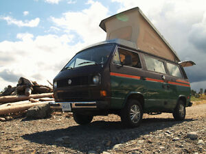Vw Westfalia with Subaru motor
