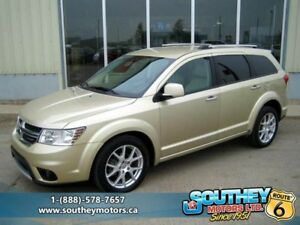 2011 Dodge Journey GT AWD  - Leather Seats -  Bluetooth - $140.6