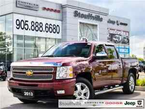 2013 Chevrolet Silverado 1500 LTZ Thunder, Leather, Navi, Sunroo