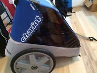 chariot caddie double