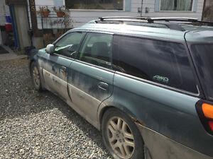 2001 Subaru Outback Outback Ltd Wagon
