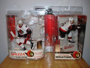 McFarlane NHL Jason Spezza & Dany Heatley Figures! Belleville Belleville Area image 1