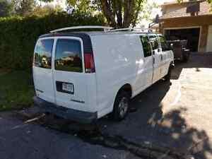 Cargo van for sale