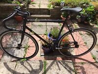 Fuji Classic fix/freewheel bike