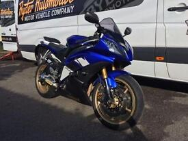 2008 -YAMAHA YZF-R6 599CC, IMMACULATE CONDTION, £6,000 OR FLEXIBLE FINANCE
