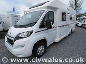 Bailey Advance 74-4 Motorhome MANUAL 2018