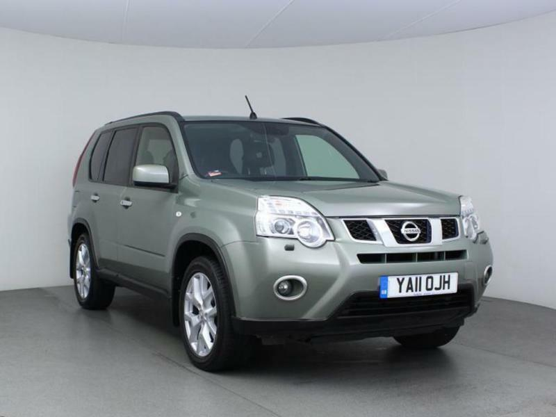 2011 nissan x trail 2 0 dci 173 tekna suv 5 seats in weston super mare somerset gumtree. Black Bedroom Furniture Sets. Home Design Ideas