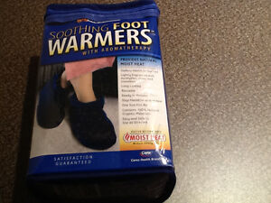 Carex Therapy Foot Warmers