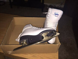 size 6 JACKSON GS180 SOFTSKATE FIGURE SKATES - LADIES BNIB London Ontario image 2