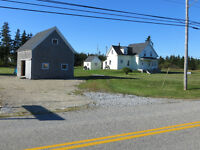 **South Shore NS** home for sale with ocean view - $121,000