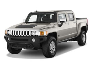 HUMMER H3T pickup WANTED !