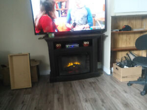 The brand new fireplace for sale