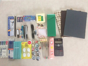 Stationery and Supplies
