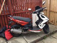 50cc Scooter Moped