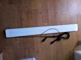 LED Utility light hang or flush mount