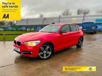 2014 BMW 1 Series 114i Sport 5dr HATCHBACK Petrol Manual