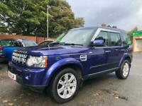 2011 Land Rover Discovery 3.0 TDV6 XS 5dr Auto ESTATE Diesel Automatic