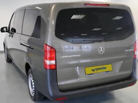 2016 Mercedes-Benz Vito Tourer Long Diesel Diesel grey Automatic