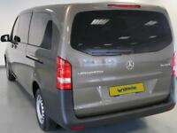 2016 Mercedes-Benz Vito Diesel grey Automatic