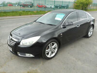 VAUXHALL INSIGNIA 2.0 SRI 160 5 DOOR DIESEL MANUAL