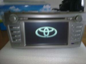 toyota camry hd touchscreen navigation bluetooth dvd
