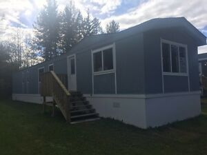 Two bedroom home in Sangudo Alberta
