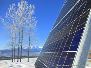 260W Solar Panels Prince George British Columbia image 1