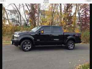 WANTED 2010 2013 Ford F-150 Fx4