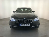 2015 BMW 520D SE AUTOMATIC ESTATE DIESEL 1 OWNER BMW SERVICE HISTORY FINANCE PX