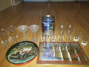 BEER GIFT SET FOR BAR - Perfect for Man Cave - 13 ITEMS INCLUDED
