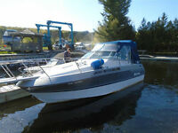 1990 Larson 25' Aft Cabin Cruiser SunBidge Motor yacht